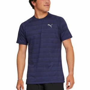 Men's Short-Sleeve Crewneck T-Shirt  -PUMA-