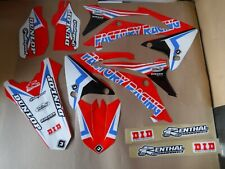 Influenza Pts4 Grafica Honda 2009-2012 Crf450r & 2010-2013 Crf250r Factory