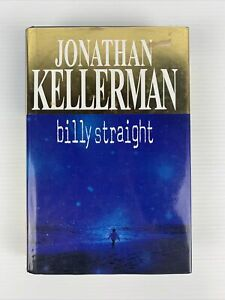 Billy Straight by Jonathan Kellerman HCDJ 1998 1st Edition FREE TRACKED POST