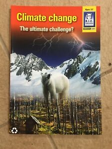 Brand New RIC Climate Change Textbook
