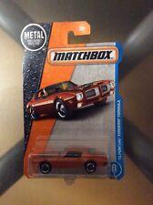 Matchbox 1971 Pontiac Firebird Formula