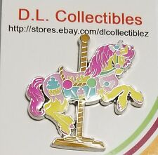 Disney Wreck it Ralph Carousel Kingdom King Candy Sugar Rush Princess Horse Pin