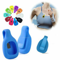 Pocket Silicone Replacement Clip Belt Holder Case Cover for Fitbit Zip Tracker
