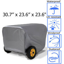"""30.7"""" Generator Storage Cover For Champion Portable Weather-Resistant Dustproof"""