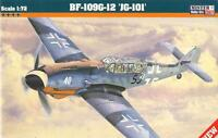 MESSERSCHMITT Bf 109 G-12 (LUFTWAFFE MKGS) 1/72 MISTERCRAFT LIMITED EDITION