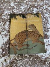 Christies 1997 Japanese Prints, Paintings, and Screens Auction Catalog