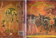 RAM THE DEMON SLAYER VATSALA SPERLING & PIETER WELTEVREDE CLASSIC INDIAN STORIES