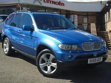 BMW X5 SPORT 3.0L 24V PETROL AUTOMATIC IN BLUE
