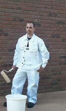 Arbeitsjacke Malerjacke Maler Tapezierer Jacke / Karnevalskostüm Gr. 52 (452)