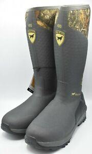 "Irish Setter MudTrek 17"" Waterproof Insulated Rubber Hunting Boots Mens Size 11"
