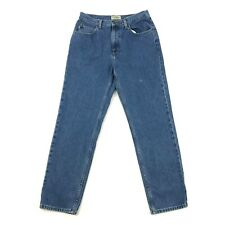 Vintage Ll Haricot Jeans Femmes 32X30 Classique Taille 32 Haute Mom