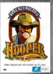 Hooper - Burt Reynolds New and Sealed Region All DVD
