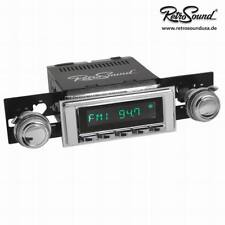 For Chevrolet Impala 1969 - 72 Vintage Car Radio DAB+ Fm USB Bluetooth Aux