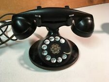 ART DECO TELEPHONE WESTERN ELECTRIC F1 ANTIQUE PHONE VINTAGE 1930's