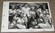 Elvis Presley B/W Agency Photo Still Paradise Hawaiian Style 1965