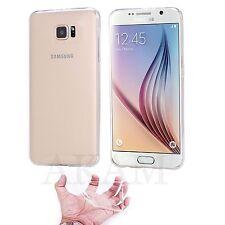 Soft TPU Silicon Crystal Clear Gel Flexible Case Cover Samsung Galaxy S6 G920F