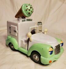 Chevron Ice Cream Truck Chandler Chip #33 Chevron Car Toys Pre-owned