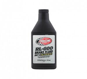 REDLINE OIL 90402 Brake Fluid RL-600 - 0,473L