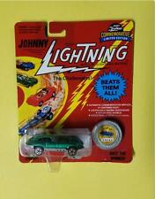 1/64 JOHNNY LIGHTNING-CUSTOM XKE - LIMITED (#00484) SERIES (C) Silver coin