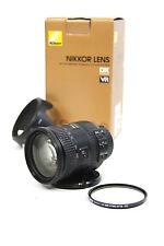 Nikon AF-S DX Nikkor 18-200mm f/3.5-5.6G ED VR Zoomobjektiv f. Nikon F-mount