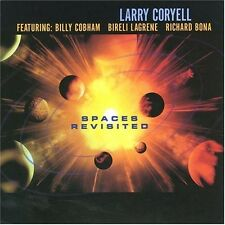 Larry Coryell - Spaces Revisited [New CD]
