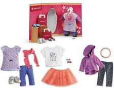 American Girl Doll Store Collection Boutique Scene +3 Outfits BNIB Coconut Cutie