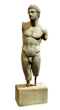 Alexander the Great of Macedonia Statue Sculpture Museum Replica Reproduction