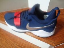 Nike PG1 USA Paul George Men's Basketball Shoes, 878627 900 Size 14 NEW