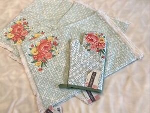 (6) Placemats The  Spring Shop New