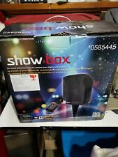 Show Box wifi Music and Light Controller 0585445 Christmas, etc. New Other/Read