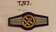 Bundeswehr TTA Truppe Operative Kommunikation gold blaugrau Offizier (t323)