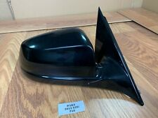 ✅11-13 OEM BMW F10 535 Passenger Right Exterior Power Folding Mirror Glass Black