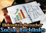 25 Social Backlinks + 5.000 Webseiten Besucher für Ihre Webseite - SEO Werbung