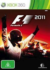 F1 2011 *NEW & SEALED* Xbox 360 Formula 1