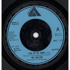 "ROLLERS Turn On The Radio 7"" VINYL UK Arista B/w Washington's Birthday"