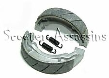 BRAKE SHOES for KYMCO ZX 50 , BUG Vibe 50 rear   VMS-07
