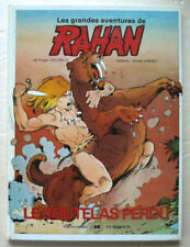Rahan Le Coutelas Perdu CHERET éd Vaillant & G.P. 1980 EO