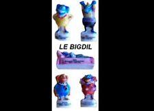 BDO187 SERIE COMPLETE DE FEVES LE BIGDIL