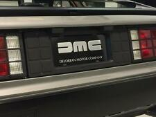 DMC Logo License Plate Insert w/2 Free Postcards
