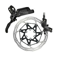 Sram Guide Ultimate hydro disc brakes (color options) carbon lever w/ 2x rotors
