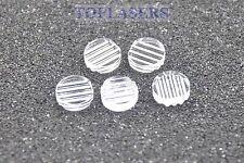 5pcs 8mm Plastic Laser Line Lens Colophony 30/ 45/ 60/ 90/120 Degree Optional