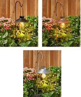 Marine Style Solar Lantern Yard Stake Garden Pathway Landscape Lights Lighting