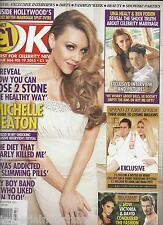 OK magazine Michelle Heaton Una Healy Ben Foden David and Victoria Beckham