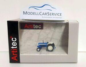 Artitec 1/160 (N-Spur): 316.081 Traktor Ford 5000 - Resinmodell