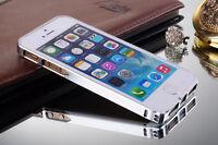 AP10 Aluminium Rahmen Schutzhülle Case Bumper Cover Hülle für iPhone 5 5S SE