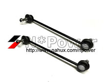 FRONT SWAY BAR LINK ASSEMBLY PAIR VW POLO 9N 6C 1.2 1.4 1.8  GTI TDI TSI 04-08