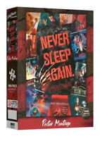 A Nightmare On Elm Street Poster Montage 1000 Piece Jigsaw Puzzle