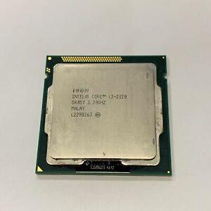 Genuine Intel Core i3-2120 3.30GHz 2 Core CPU Processor SR05Y L229B263
