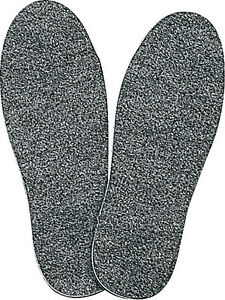 Thick Insulated Felt Insoles Cold Weather Winter Warm Padded Heavyweight Inserts