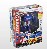 Hello Carbot Hyundai GRANDEUR HAWK Transformer Transforming Robot Figure Toy Set